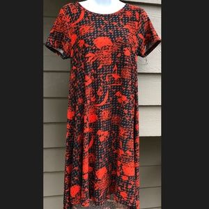 Lularoe Carly Dress NWOT XXS Leggings Material!